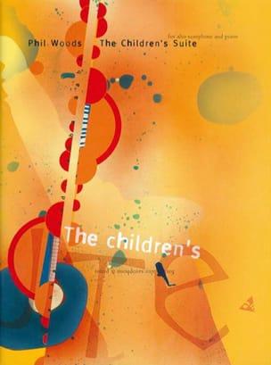The Children's Suite Phil Woods Partition Saxophone - laflutedepan