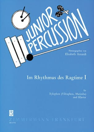 - In the Rhythm of the Ragtime - Partition - di-arezzo.fr