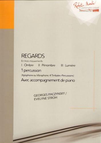 Regards en Trois Mouvements - Georges Paczynski - laflutedepan.com