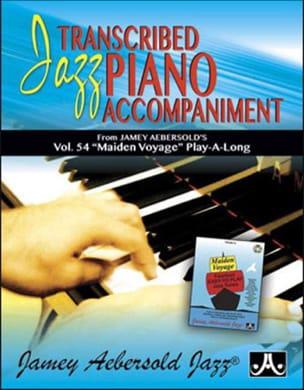 Jazz Piano Voicing Volume 54 - Maiden Voyage laflutedepan