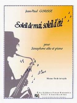 Jean-Paul Gorisse - May sun, summer sun - Partition - di-arezzo.com