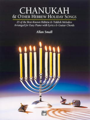 Chanukah... & Other Hebrew Holiday Songs Partition laflutedepan