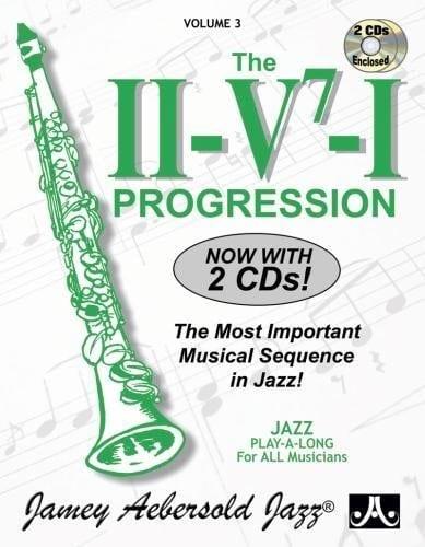 Volume 3 Edition Anglaise - II-V7-I Progression - laflutedepan.com