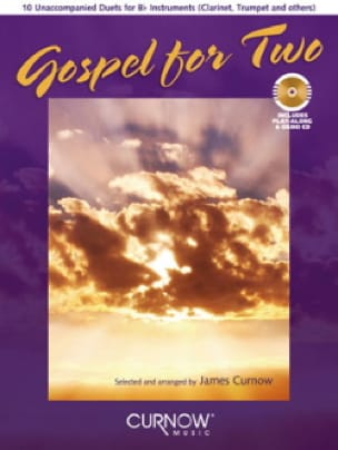 Gospel For Two - Partition - Clarinette - laflutedepan.com