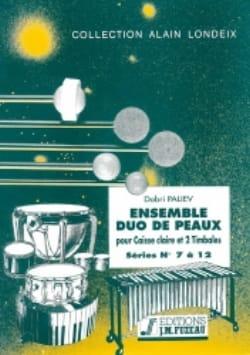 Ensemble Duo de Peaux Séries 07 A 12 Dobri Paliev laflutedepan