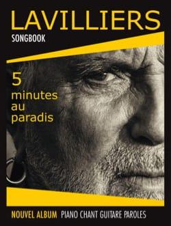 5 Minutes au Paradis Bernard Lavilliers Partition laflutedepan
