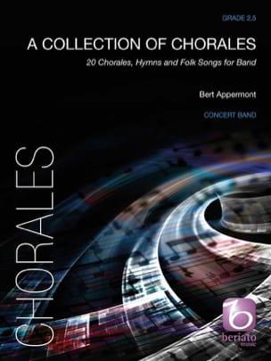 A Collection of Chorales Bert Appermont Partition laflutedepan