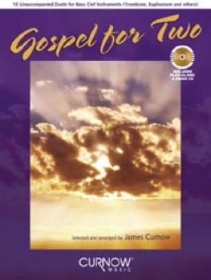 Gospel For Two - Partition - Trombone - laflutedepan.com