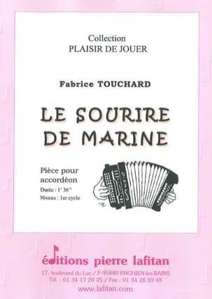 Le Sourire de Marine Fabrice Touchard Partition laflutedepan