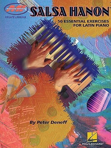 Salsa Hanon 50 Essential Exercices For Latin Piano - laflutedepan.com