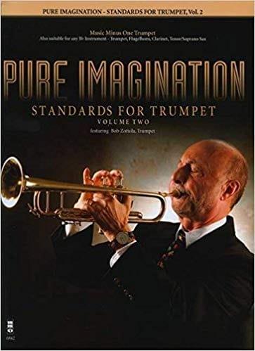 Standards For Trumpet volume 2 - Pure Imagination - laflutedepan.com