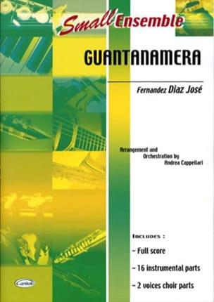 Guantanamera - Small Ensemble José Fernandez Diaz laflutedepan