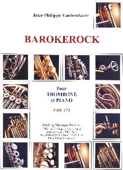 Barokerock - Jean-Philippe Vanbeselaere - Partition - laflutedepan.com