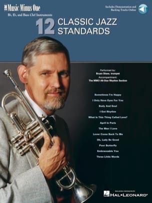 12 clásicos jazz standards - Partition - di-arezzo.es
