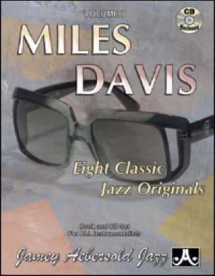 Volume 7 - Miles Davis - METHODE AEBERSOLD - laflutedepan.com