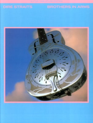 Brothers In Arms Dire Straits Partition Pop / Rock - laflutedepan