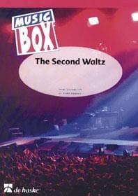 The seconde waltz - music box CHOSTAKOVITCH Partition laflutedepan