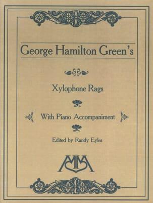 George Hamilton Green - Xylophone Rags - Partition - di-arezzo.co.uk