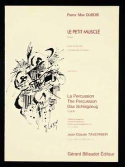 Le Petit Musclé Polka Pierre-Max Dubois Partition laflutedepan