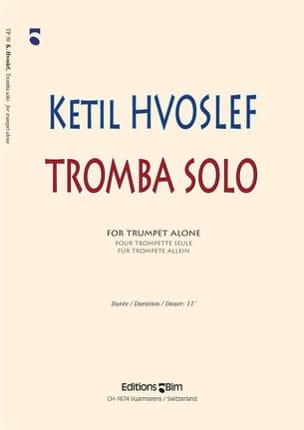 Tromba Solo Ketil Hvoslef Partition Trompette - laflutedepan
