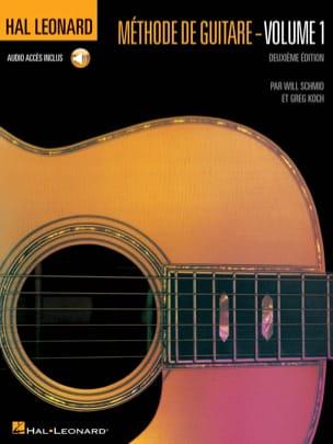 Méthode de Guitare Volume 1 - Deuxième Edition laflutedepan