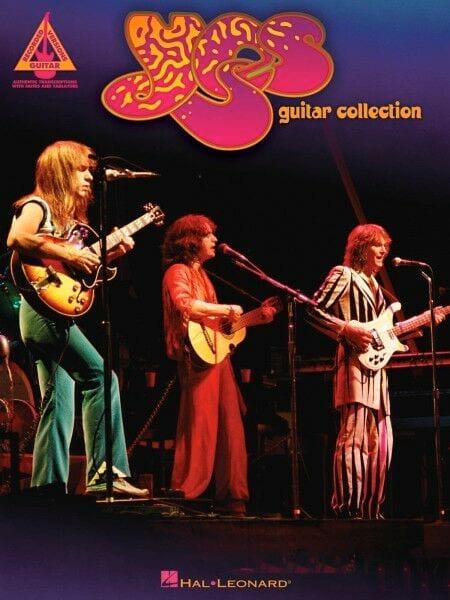 Guitar Collection - Yes - Partition - Pop / Rock - laflutedepan.com