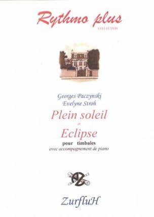 Plein Soleil Et Eclipse Paczynski Georges / Stroh Evelyne laflutedepan