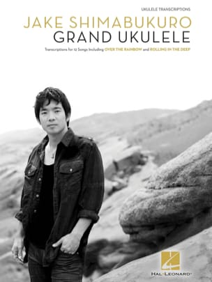 Grand ukulele Jake Shimabukuro Partition laflutedepan