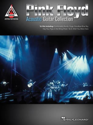 Pink Floyd - Acoustic Guitar Collection - Partition - di-arezzo.com