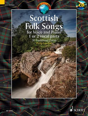 Scottish Folk Songs Traditionnel Partition laflutedepan