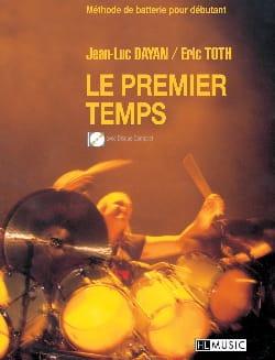Le premier temps Jean-Luc Dayan & Eric Toth Partition laflutedepan