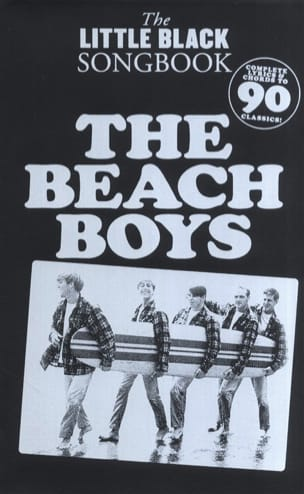The Little Black Songbook The Beach Boys Partition laflutedepan