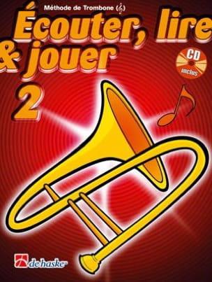 Écouter Lire et Jouer - Méthode Volume 2 - Trombone laflutedepan
