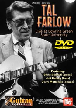 Tal Farlow - Live at Bowling Green State University - DVD - Partition - di-arezzo.co.uk