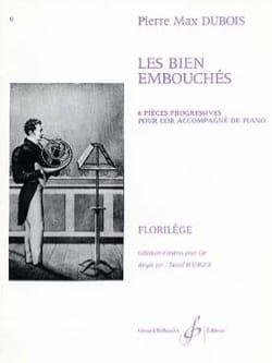 Les Bien Embouches - Pierre-Max Dubois - Partition - laflutedepan.com