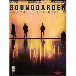 Down On Upside - Soundgarden - Partition - Guitare - laflutedepan.com