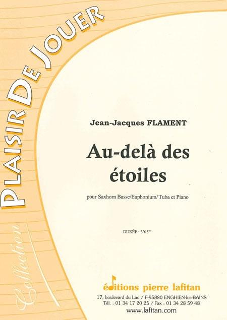 Au Delà Des Etoiles - Jean-Jacques Flament - laflutedepan.com