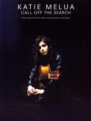 Call Off The Search Katie Melua Partition Pop / Rock - laflutedepan
