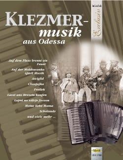 Klezmer-musik aus Odessa Martina Schumeckers Partition laflutedepan