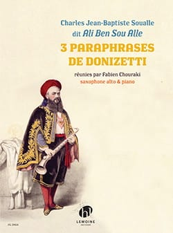 3 Paraphrases de Donizetti laflutedepan