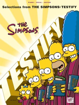 Selections From The Simpsons: Testify - laflutedepan.com
