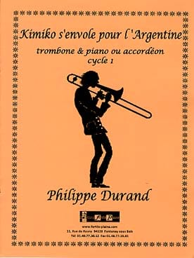 Kimiko s'envole pour l'Argentine Philippe Durand laflutedepan