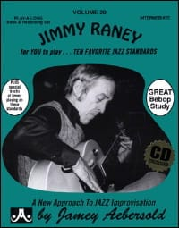 Volume 20 - Raney Jimmy - METHODE AEBERSOLD - laflutedepan.com