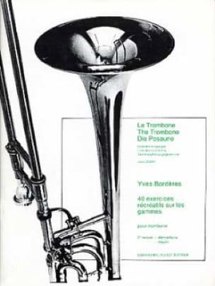 40 Exercices Récréatifs Sur les Gammes Volume 2 - laflutedepan.com