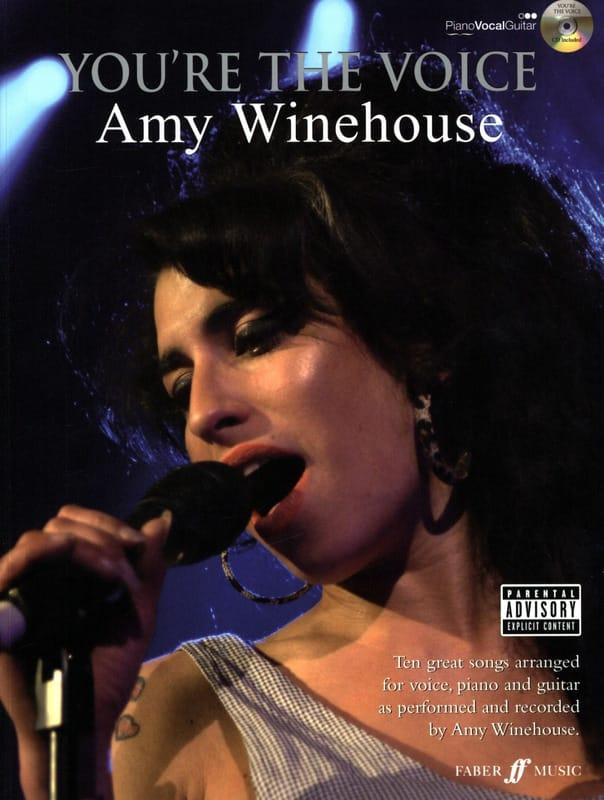 You're The Voice - Amy Winehouse - Partition - laflutedepan.com