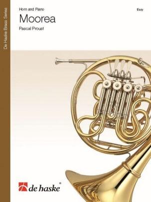 Moorea Pascal Proust Partition Cor - laflutedepan