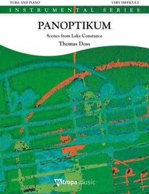 Panoptikum - Scenes from lake Constance Thomas Doss laflutedepan