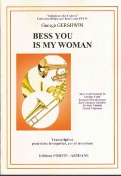 Bess you is my woman GERSHWIN Partition laflutedepan