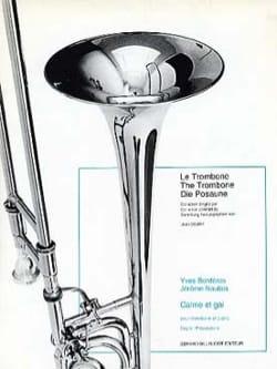 Calme Et Gai Bordères Y. / Naulais J. Partition laflutedepan