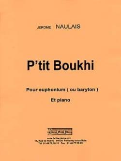P'tit Boukhi Jérôme Naulais Partition Tuba - laflutedepan